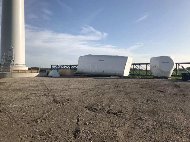 Windpark EWI
