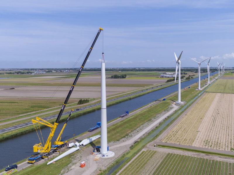 Windpark Westeinde