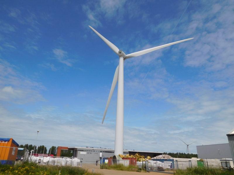 Windpark Andorraweg