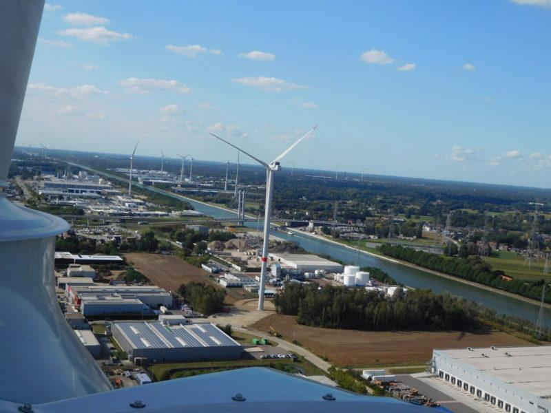 Windpark Geel-West