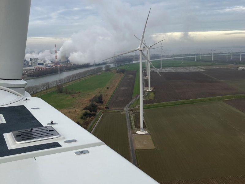 Windpark Kabeljauwbeek